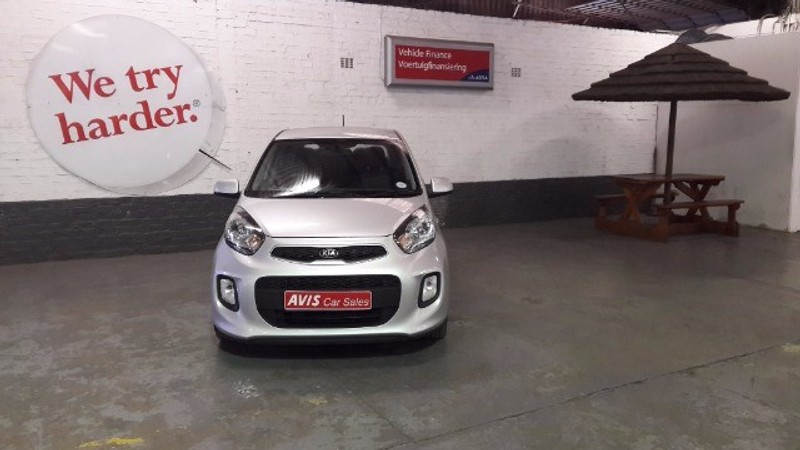 used kia picanto 1 0 lx for sale in western cape id 3087416. Black Bedroom Furniture Sets. Home Design Ideas