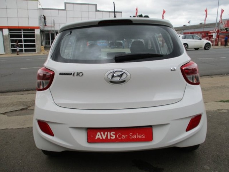 used hyundai i10 grand i10 motion for sale in kwazulu. Black Bedroom Furniture Sets. Home Design Ideas