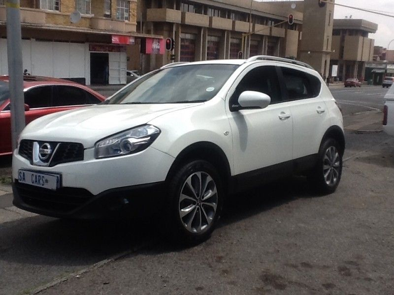 Used Nissan Qashqai 1 6 Acenta For Sale In Gauteng Cars