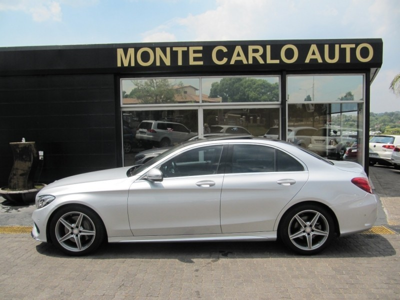 Used mercedes benz c class c250 bluetec amg line auto for for Mercedes benz blue window tint