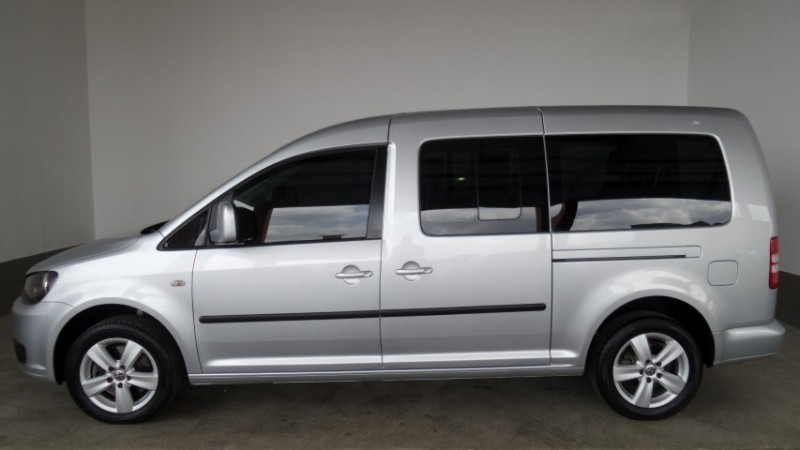 used volkswagen caddy maxi 2 0 tdi trendline for sale in gauteng id 3088518. Black Bedroom Furniture Sets. Home Design Ideas