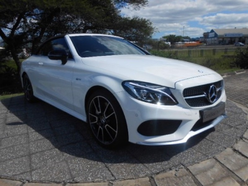 used mercedes benz c class amg c43 cabriolet for sale in mpumalanga id 3088754. Black Bedroom Furniture Sets. Home Design Ideas