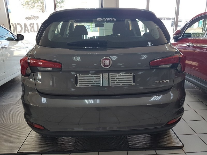 Used Fiat Tipo Funky Hatch With No Space Issues Only R 229