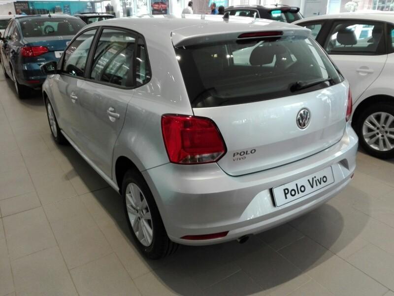 Used Volkswagen Polo Vivo 1 4 Comfortline 5 Door For Sale