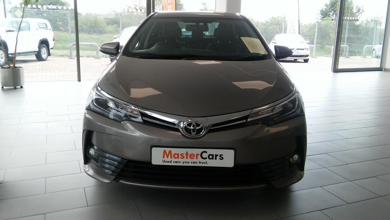 Used Toyota Corolla 1 8 Exclusive Cvt For Sale In Gauteng