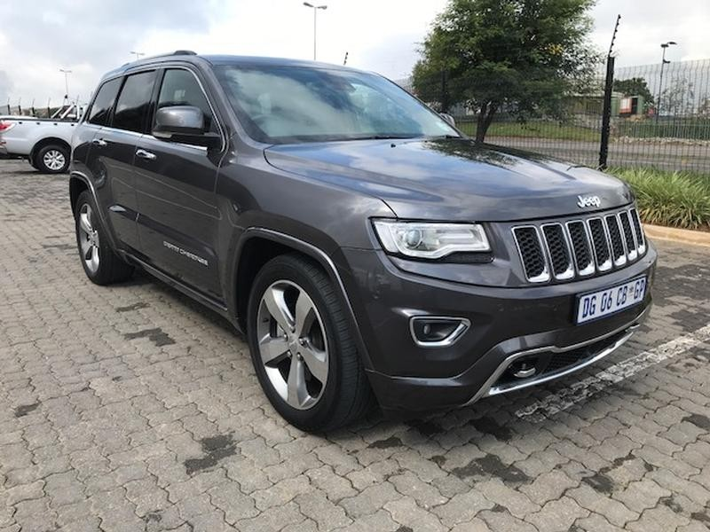 used jeep grand cherokee 3 0l v6 crd o land for sale in. Black Bedroom Furniture Sets. Home Design Ideas
