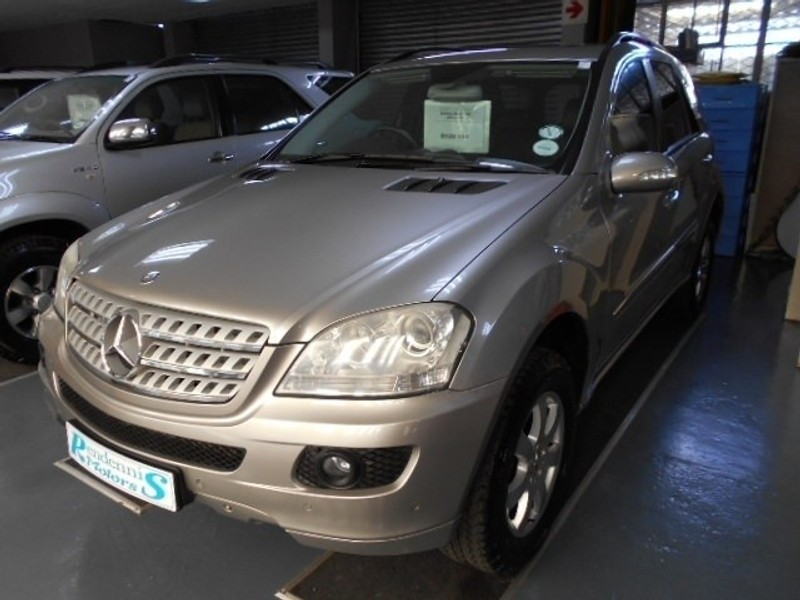 used mercedes benz m class ml 320 cdi a t for sale in free state id 3091200. Black Bedroom Furniture Sets. Home Design Ideas