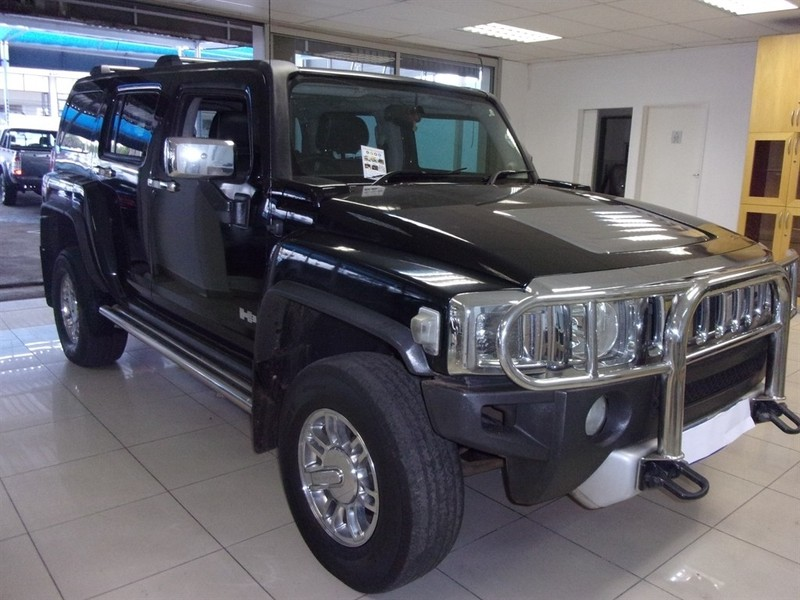 used hummer h3 luxury a t for sale in gauteng id 3091290. Black Bedroom Furniture Sets. Home Design Ideas