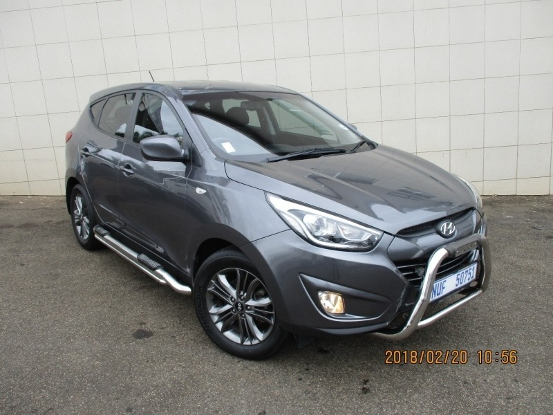 used hyundai ix35 2 0 premium auto for sale in kwazulu natal id 3091361. Black Bedroom Furniture Sets. Home Design Ideas