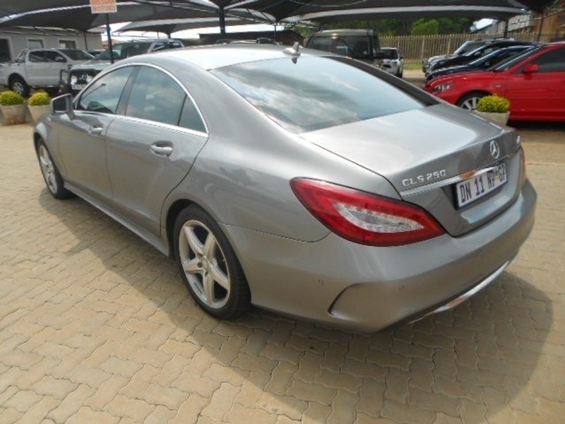 Used mercedes benz cls class 250 cdi amg for sale in for 2016 mercedes benz cls550 for sale