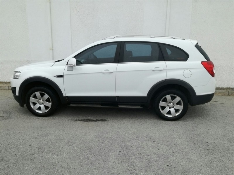 Used Chevrolet Captiva 2.4 Lt for sale in Eastern Cape - Cars.co.za (ID:3092199)