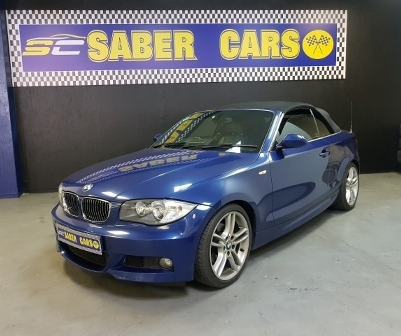 Used BMW 1 Series 125i Convert Sport A/t For Sale In