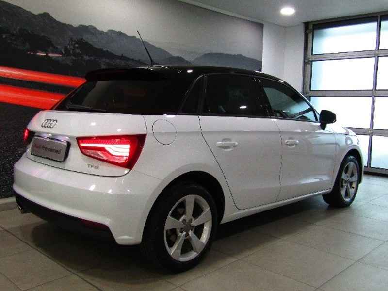 Used Audi A1 Sportback 1 4t Fsi Se S Tronic For Sale In