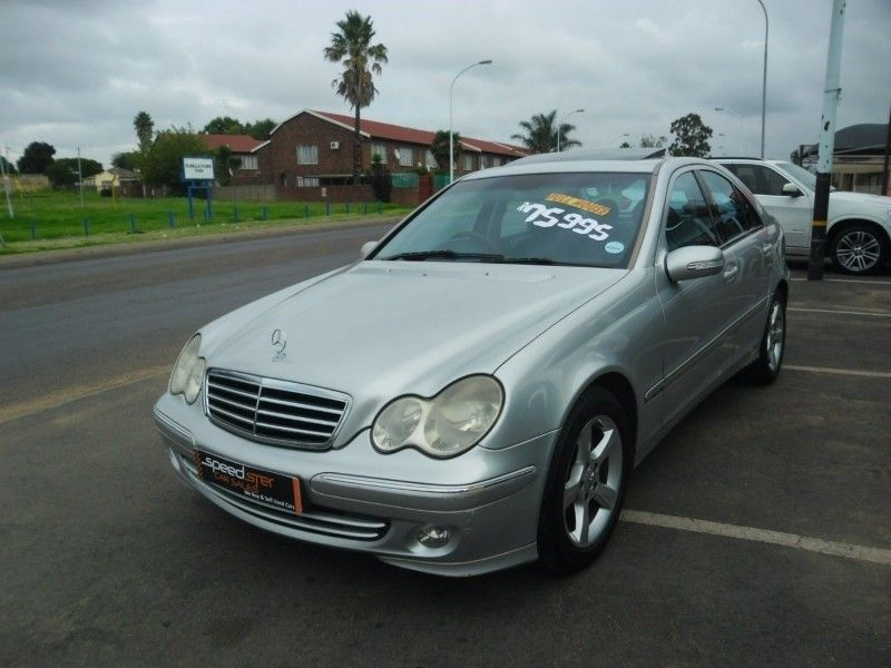 Used mercedes benz c class c 180 elegance a t for sale in for Mercedes benz c class for sale used