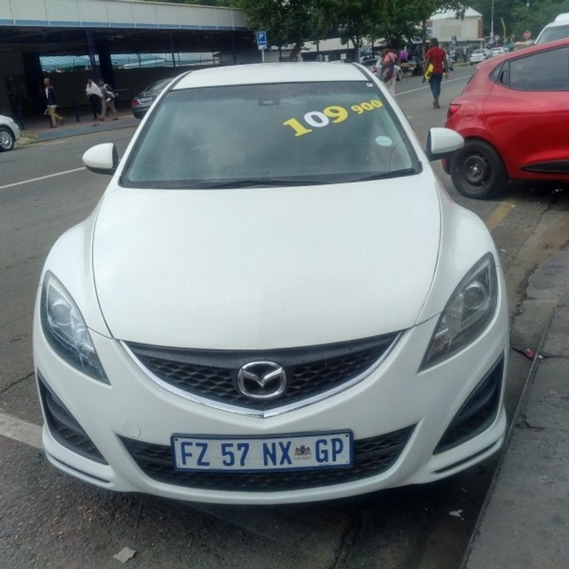 used mazda 6 2 0 active for sale in gauteng id 3093555. Black Bedroom Furniture Sets. Home Design Ideas