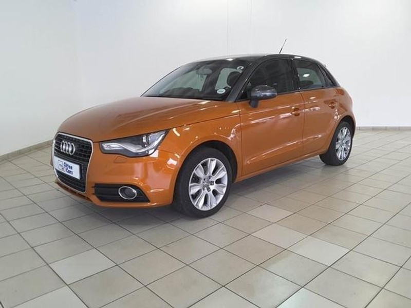 used audi a1 sportback 1 6 tdi ambition for sale in gauteng id 3093927. Black Bedroom Furniture Sets. Home Design Ideas