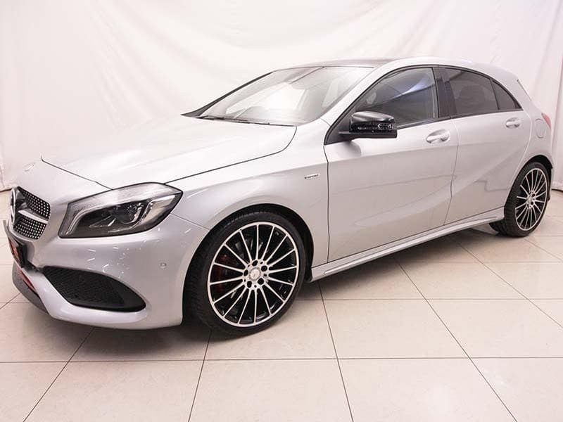 Used mercedes benz a class a 250 sport for sale in gauteng for Mercedes benz a250 sport for sale