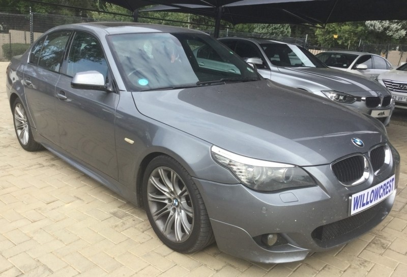 used bmw 5 series 520d sport a t e60 for sale in gauteng id 3097345. Black Bedroom Furniture Sets. Home Design Ideas