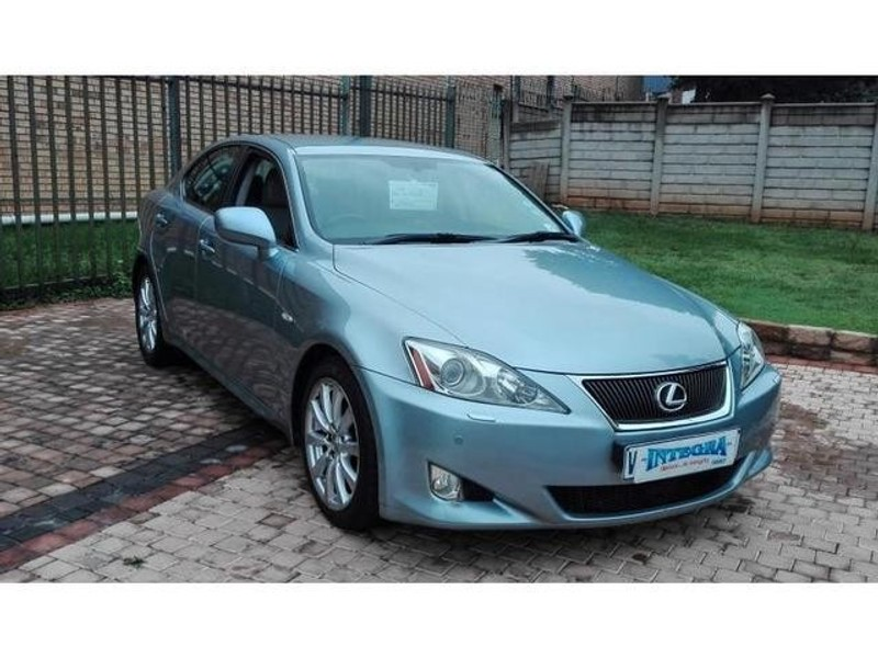 used lexus is 250 se a t for sale in gauteng id 3097511. Black Bedroom Furniture Sets. Home Design Ideas