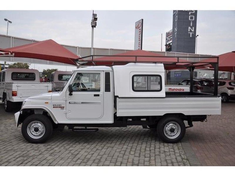 Used Mahindra Bolero Maxi Truck Plus Contractor 2 5 Td P U