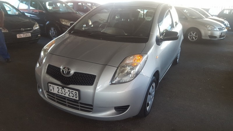 used toyota yaris t1 3dr for sale in western cape cars co za  id 3100325 2007 Toyota Yaris Air Filter 2007 Toyota Yaris Sedan Parts