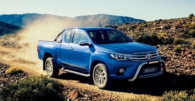 Used Toyota Hilux 2 8 Gd 6 Raider 4x4 Extended Cab Bakkie