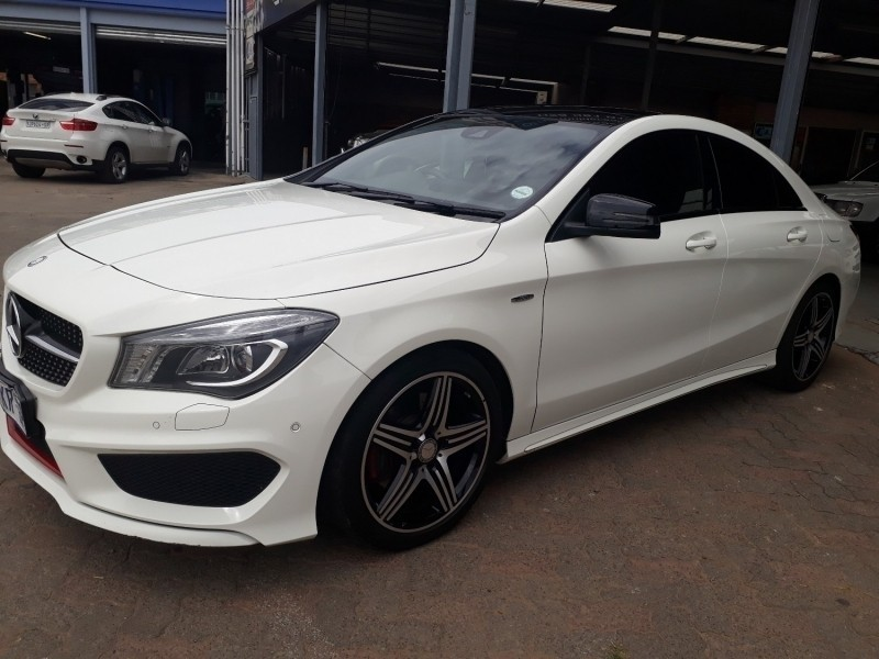 used mercedes benz cla class cla250 sport 4matic for sale in gauteng id 3100687. Black Bedroom Furniture Sets. Home Design Ideas