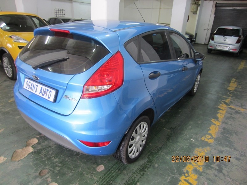 used ford fiesta 1 4 trend 5 door for sale in gauteng id 3100711. Black Bedroom Furniture Sets. Home Design Ideas