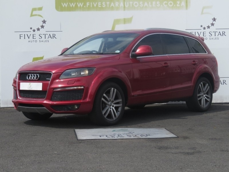 Used audi q7 for sale in johannesburg 14