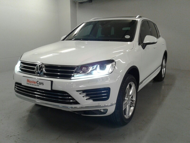 used volkswagen touareg gp 4 2 v8 tdi exec tip for sale in. Black Bedroom Furniture Sets. Home Design Ideas