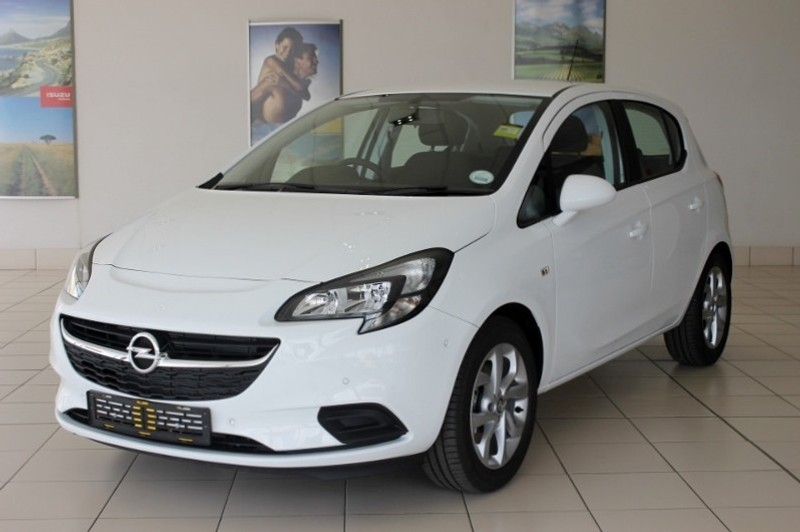 used opel corsa 1 0t enjoy 5 door for sale in free state id 3106959. Black Bedroom Furniture Sets. Home Design Ideas