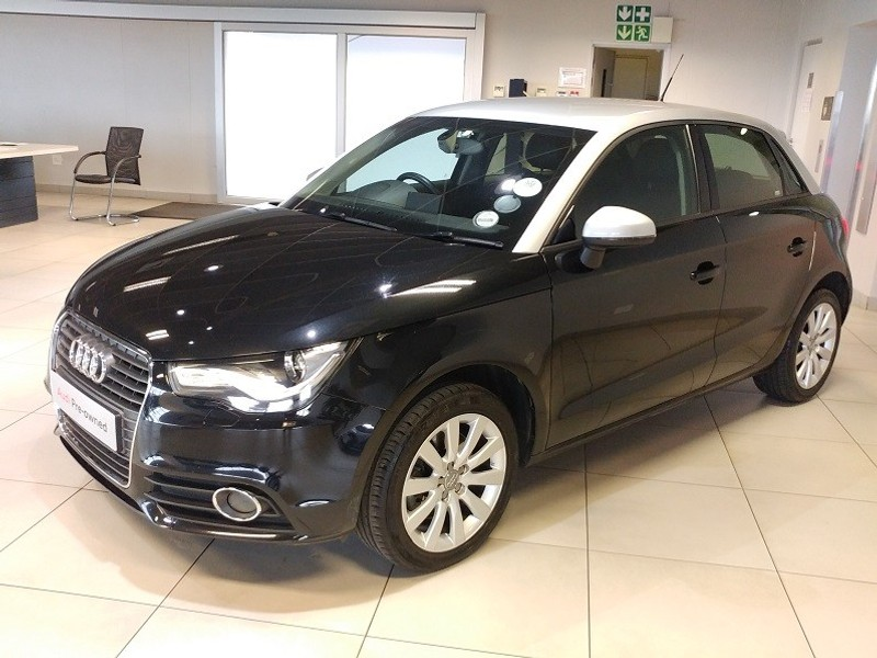 used audi a1 sportback 1 6 tdi ambition for sale in gauteng id 3108789. Black Bedroom Furniture Sets. Home Design Ideas