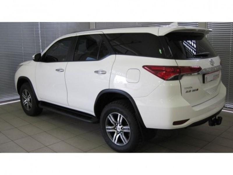 Used Toyota Fortuner 2 8gd 6 R B Auto For Sale In