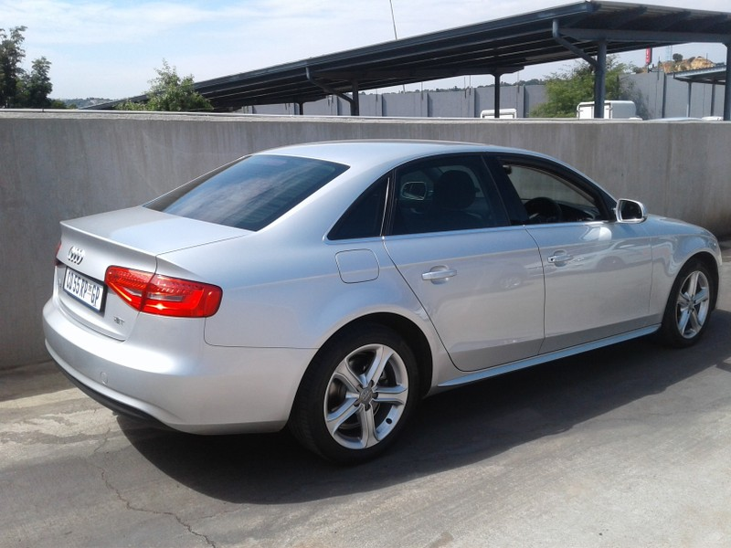 Used Audi A4 1.8t Se for sale in Gauteng - Cars.co.za (ID:3112433)
