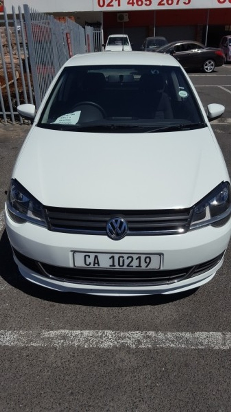 used volkswagen polo vivo 1 4 trendline 5 door for sale in western cape id 3112669. Black Bedroom Furniture Sets. Home Design Ideas