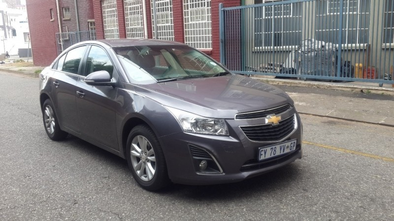 used chevrolet cruze 1 4t ls for sale in gauteng id 3112807. Black Bedroom Furniture Sets. Home Design Ideas