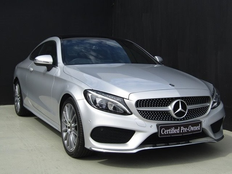 Used mercedes benz c class c200 amg coupe auto for sale in for Mercedes benz greenway used cars