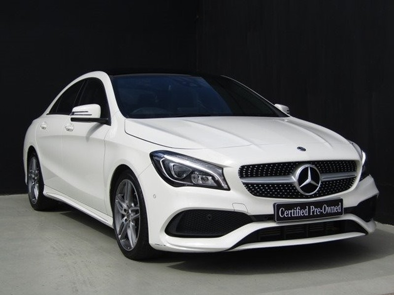 used mercedes benz cla class 200 amg auto for sale in. Black Bedroom Furniture Sets. Home Design Ideas