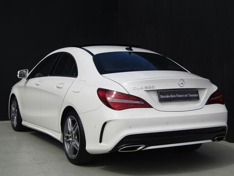 Used Mercedes Benz Cla Class 200 Amg Auto For Sale In