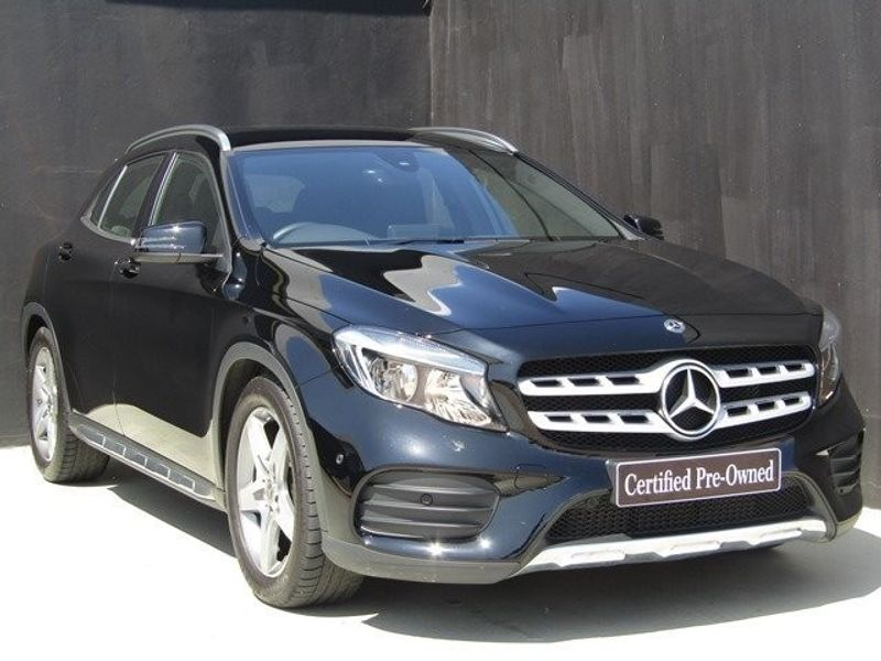 Used Mercedes Benz Gla Class 200 Auto For Sale In Kwazulu