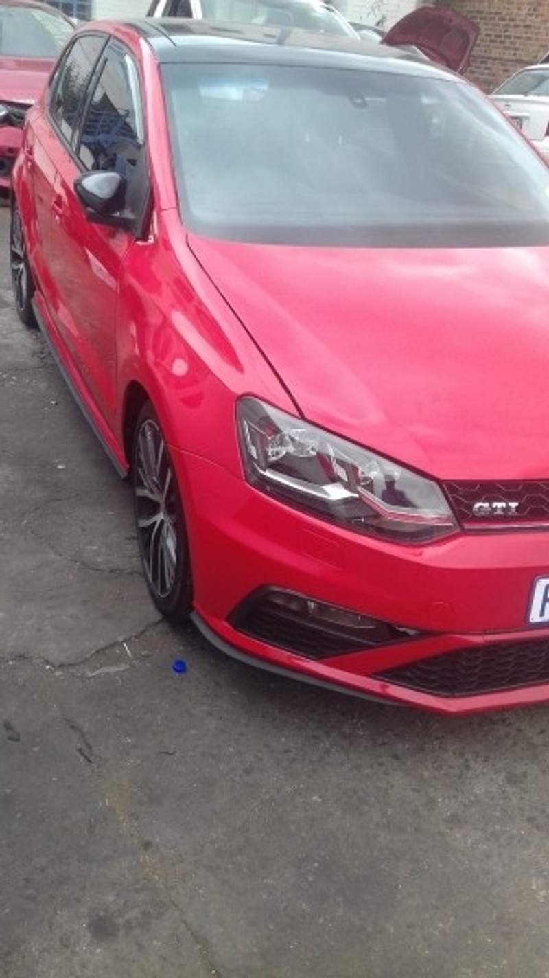 used volkswagen polo gti for sale in gauteng id 3113667. Black Bedroom Furniture Sets. Home Design Ideas