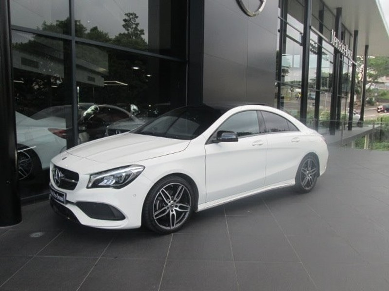 used mercedes benz cla class 200 amg auto for sale in kwazulu natal id 3114041. Black Bedroom Furniture Sets. Home Design Ideas