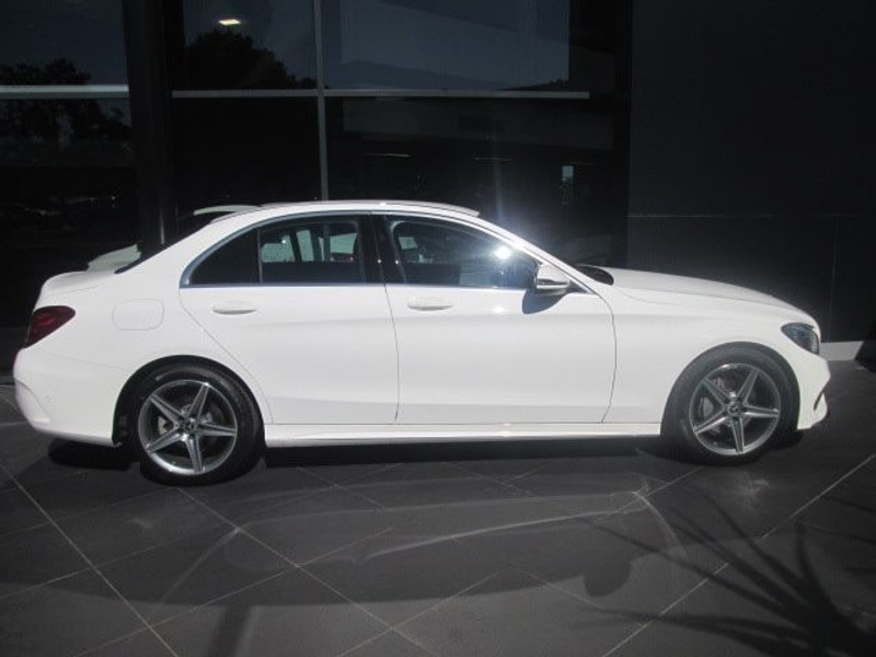 Used Mercedes Benz C Class C180 Amg Line Auto For Sale In