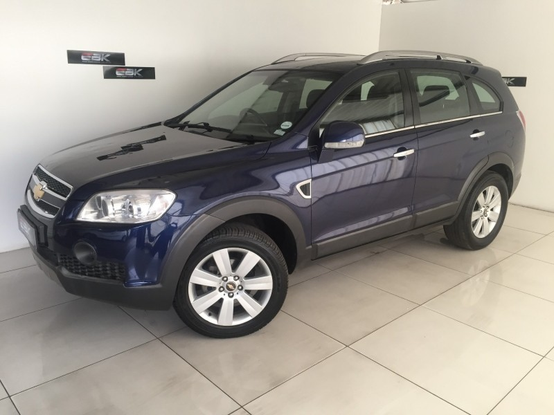 Used Chevrolet Captiva 3.2 Ltz 4x4 A/t for sale in Gauteng - Cars.co.za (ID:3114239)