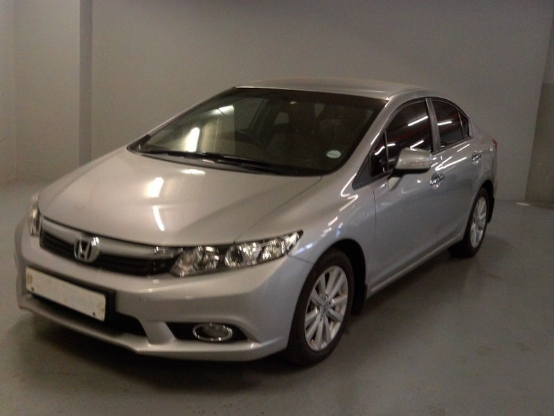 used honda civic 1 8 executive for sale in gauteng id 3114577. Black Bedroom Furniture Sets. Home Design Ideas
