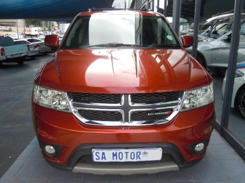 Used Dodge Journey 3.6 V6 Sxt A/t for sale in Gauteng ...