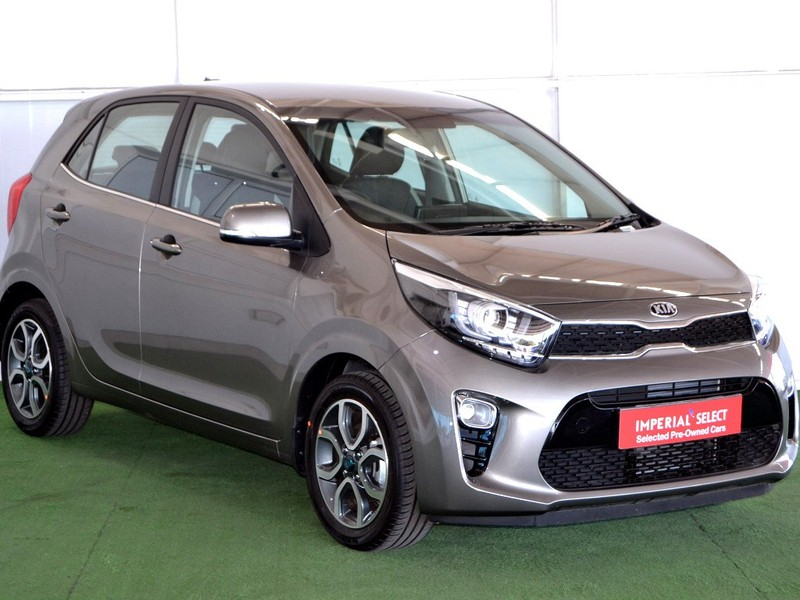 Used Kia Cars For Sale In South Africa