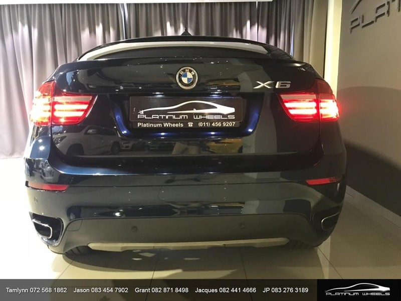 Used Bmw X6 Xdrive50i M Sport For Sale In Gauteng Cars