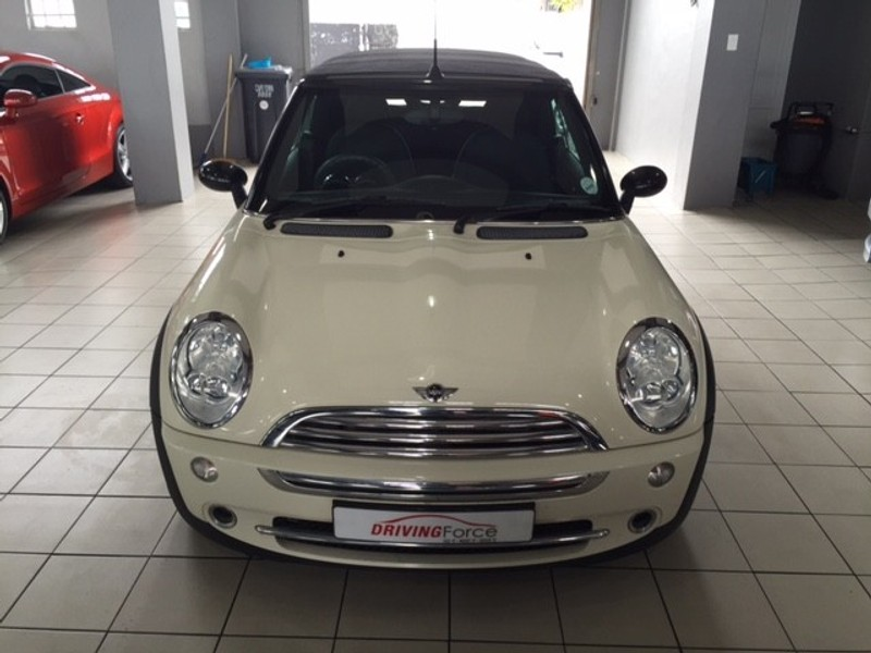 used mini cooper convertible cvt for sale in western cape. Black Bedroom Furniture Sets. Home Design Ideas