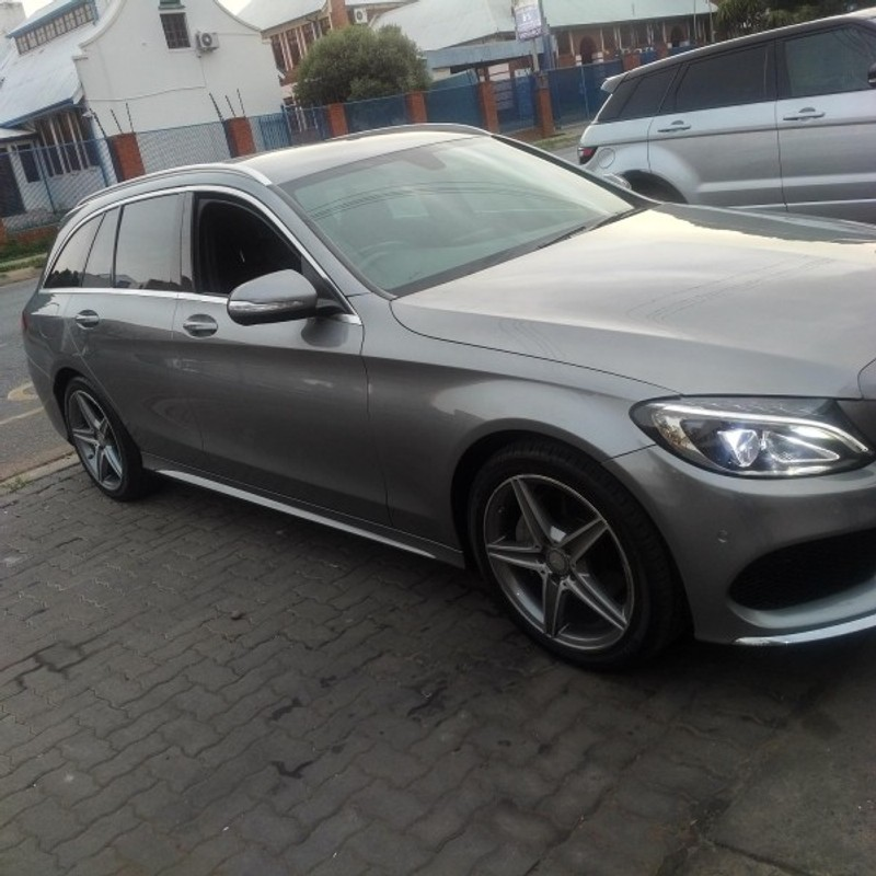 Used Mercedes-Benz C-Class C180 Estate Avantgarde Auto For